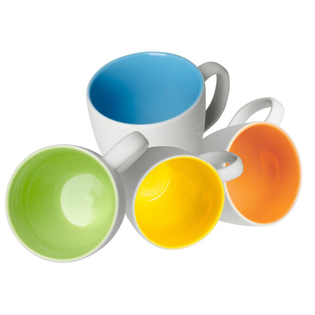 Die Tasse Form 151 mit keramischer Glasur in der Gruppe