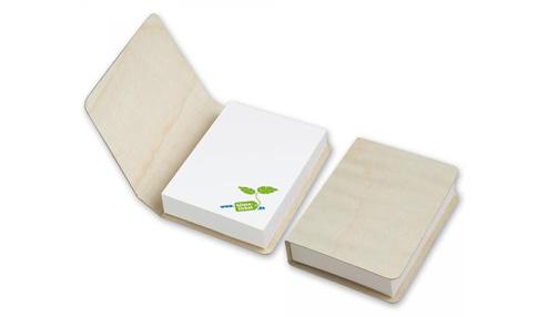 Das Haftnotiz-Buch mit Ihrem Logo-Druck als optimales Werbemittel