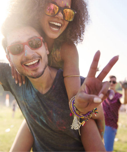 Festival Freude - Give-Aways als Sponsoring & Werbeartikel anfragen