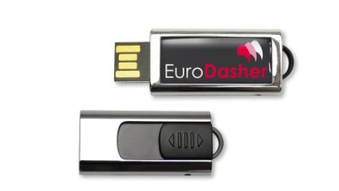 Günstig den USB Stick mit individuellem Doming anfragen