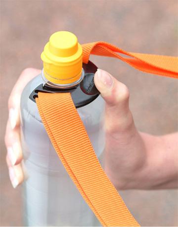 Der Verschluss der Waterbelt Umhängetasche im Detail